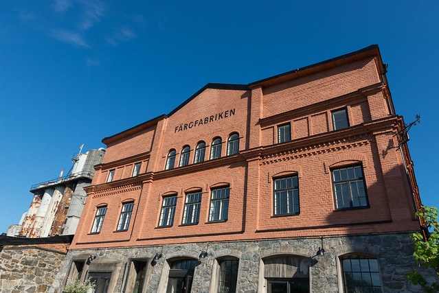 Färgfabriken- Credit Arild