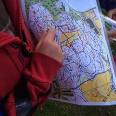 Orienteering in Stockholm