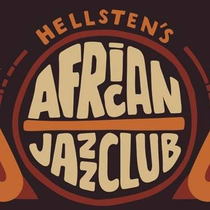 hellsten's african jazz club logo