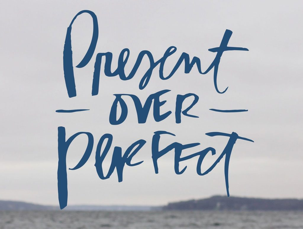 10 Life Themes from  Present Over Perfect   Book Summary    Sloww Sloww Present Over Perfect Book Shauna Niequist