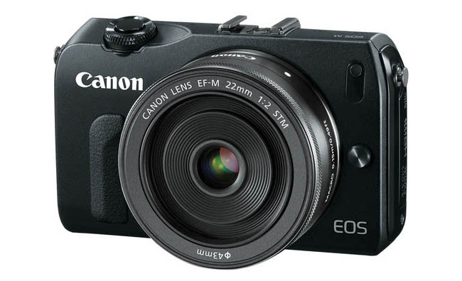Canon EOS M 01 HOT OFF THE PRESS! Canon Mirrorless EOS M Revealed!