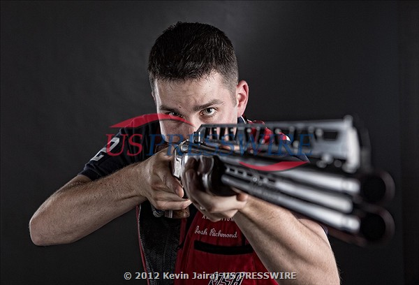 Shooter Joshua Richmond by Kevin Jairaj Update: Additional Photos from the US Olympic Media Summit
