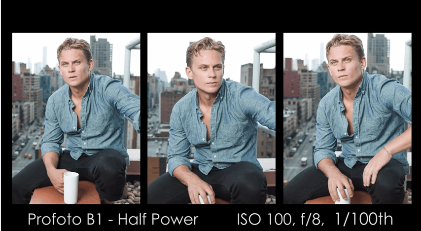 portrait on location with peter hurley