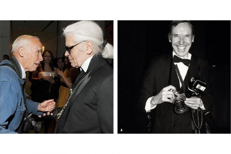 One Of Fashion s Greatest Photographers  Surprise Memoir   Bill     One Of Fashion s Greatest Photographers  Surprise Memoir   Bill  Cunningham s    Fashion Climbing