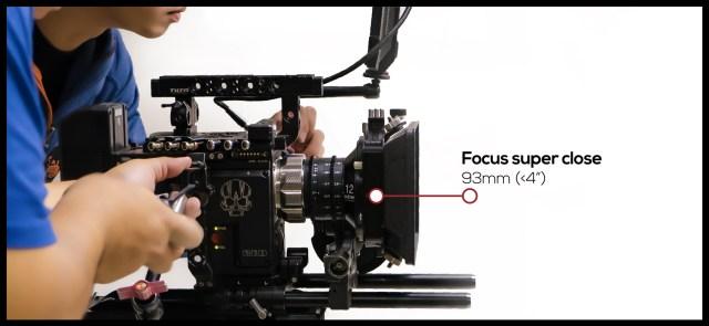 Close Focus
