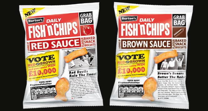 Fish N Chips Burtons