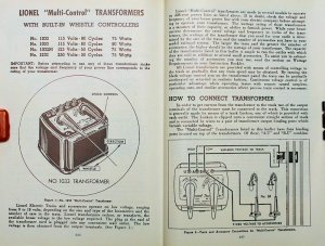 Power for O 3 Rail Toy Trains  Page 2