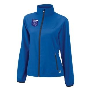 Wilson team jacket dam logo