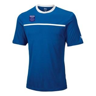 Wilson team t-shirt herr logo