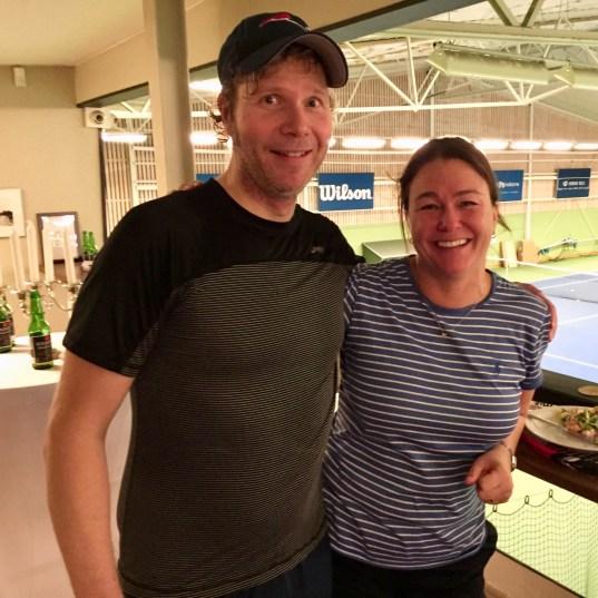 Våra härliga tränare, Ville & Maria
