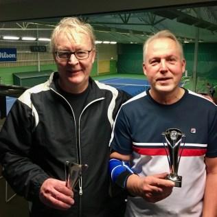 I HS-50 vann Magnus Jonsson över Peter Widmark.