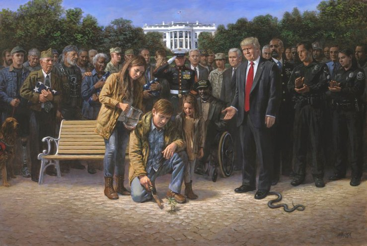 Image result for obama stepping on constitution