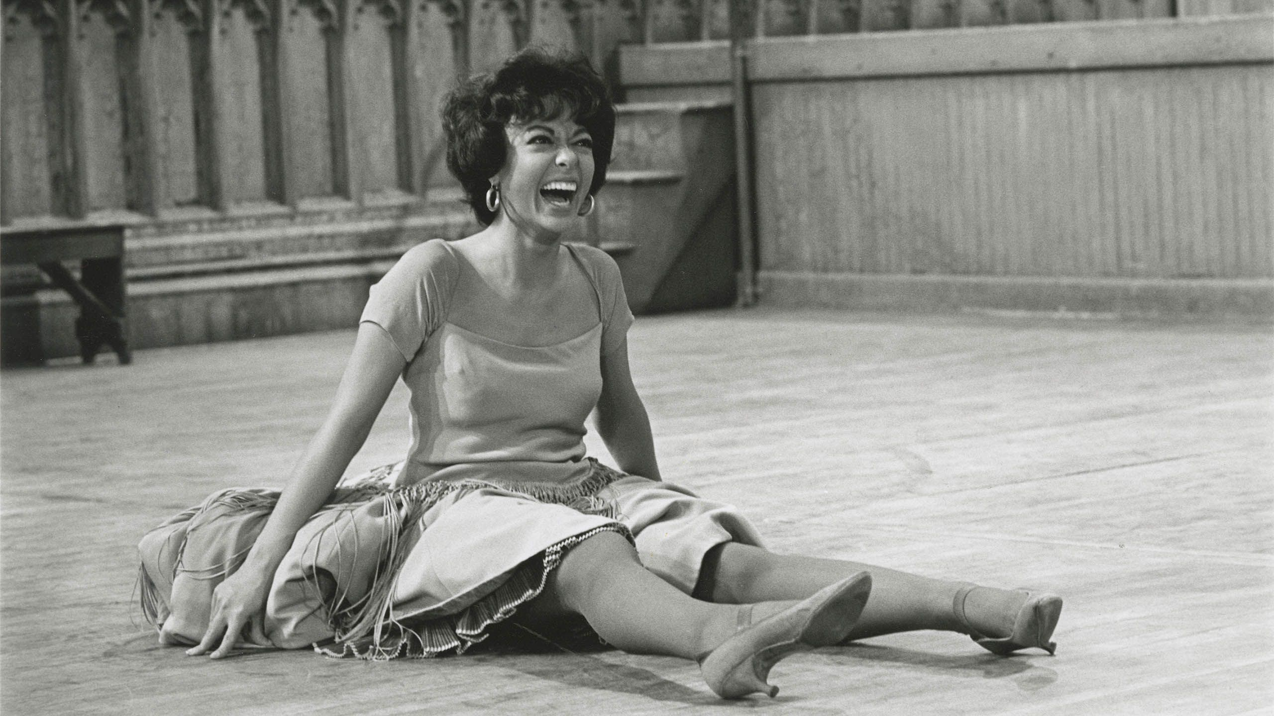 """(Photo courtesy of MGM Media Licensing / Sundance Institute) Rita Moreno, seen here on the set of MGM's 1961 classic """"West Side Story,"""" is the subject of """"Rita Moreno: Just a Girl Who Decided to Go For It,"""" by Mariem Pérez Riera. Sundance Institute will present a free screening of the film on June 24, 2021, at Park City's Utah Olympic Park."""