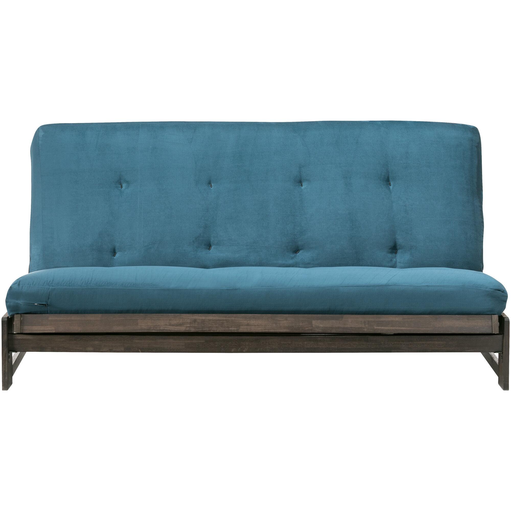 Slumberland Furniture Aspen Espresso Armless Futon Frame