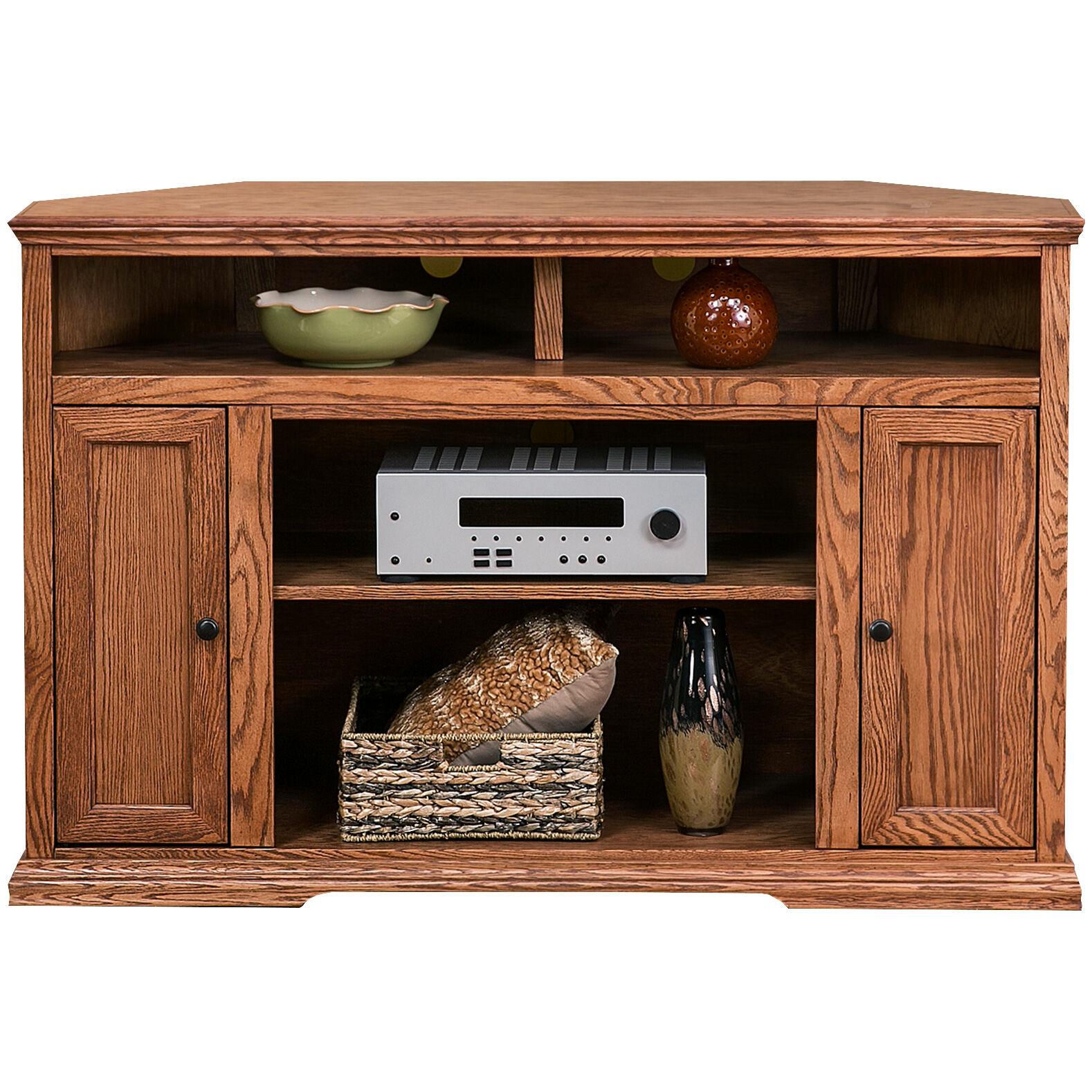 Slumberland Furniture Chambers 56 Inch Corner Console