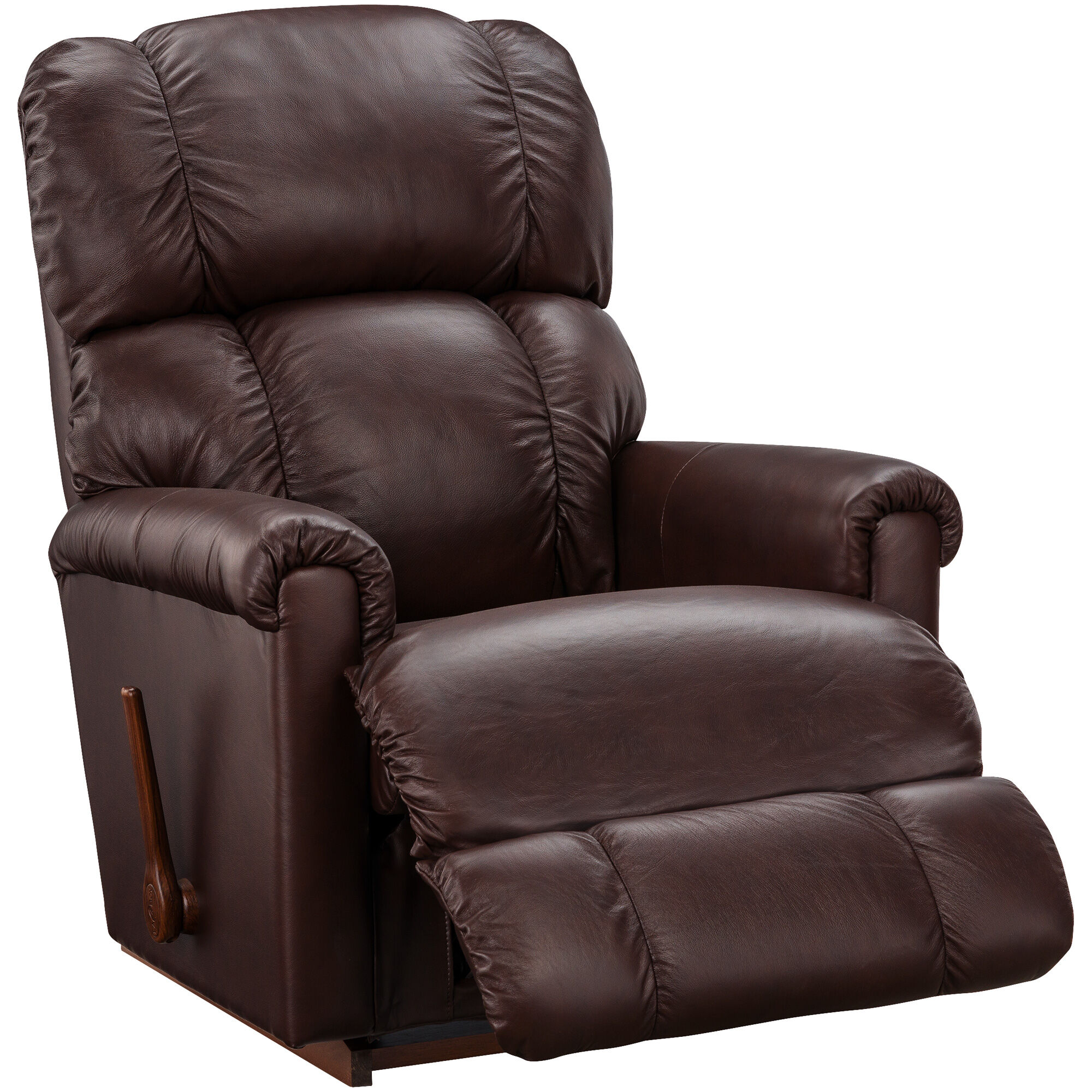 Slumberland Furniture Pinnacle Espresso Rocker Recliner