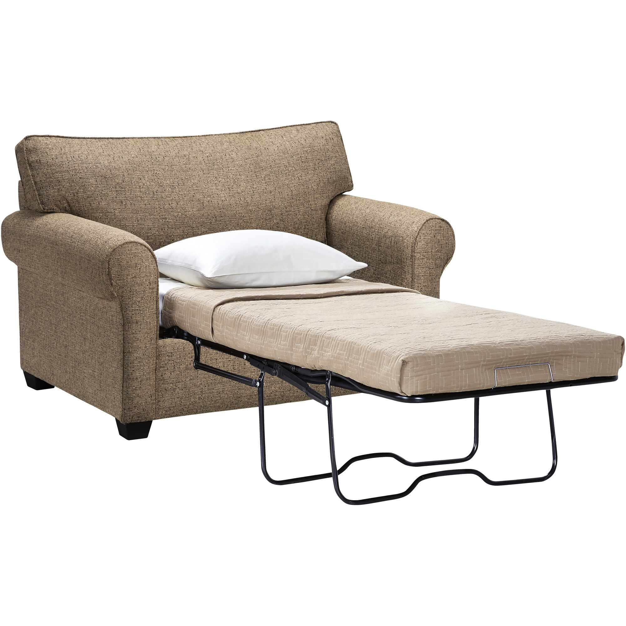 Slumberland Furniture Mesa Tan Twin Sleeper