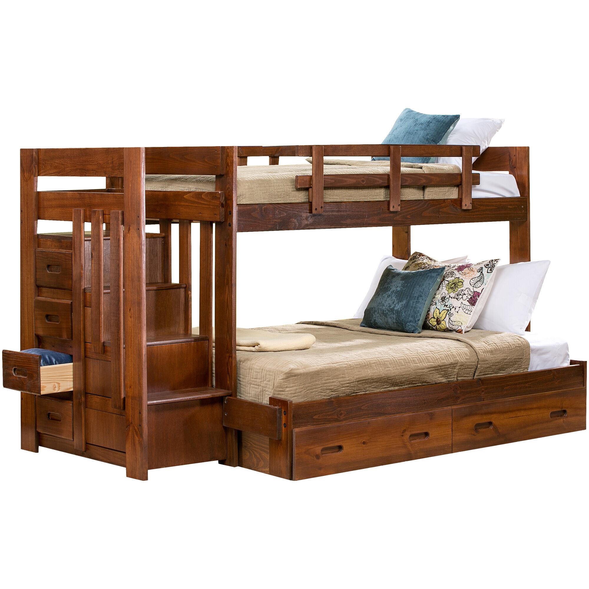 Slumberland Furniture Tanglewood Choc TWFL Stair