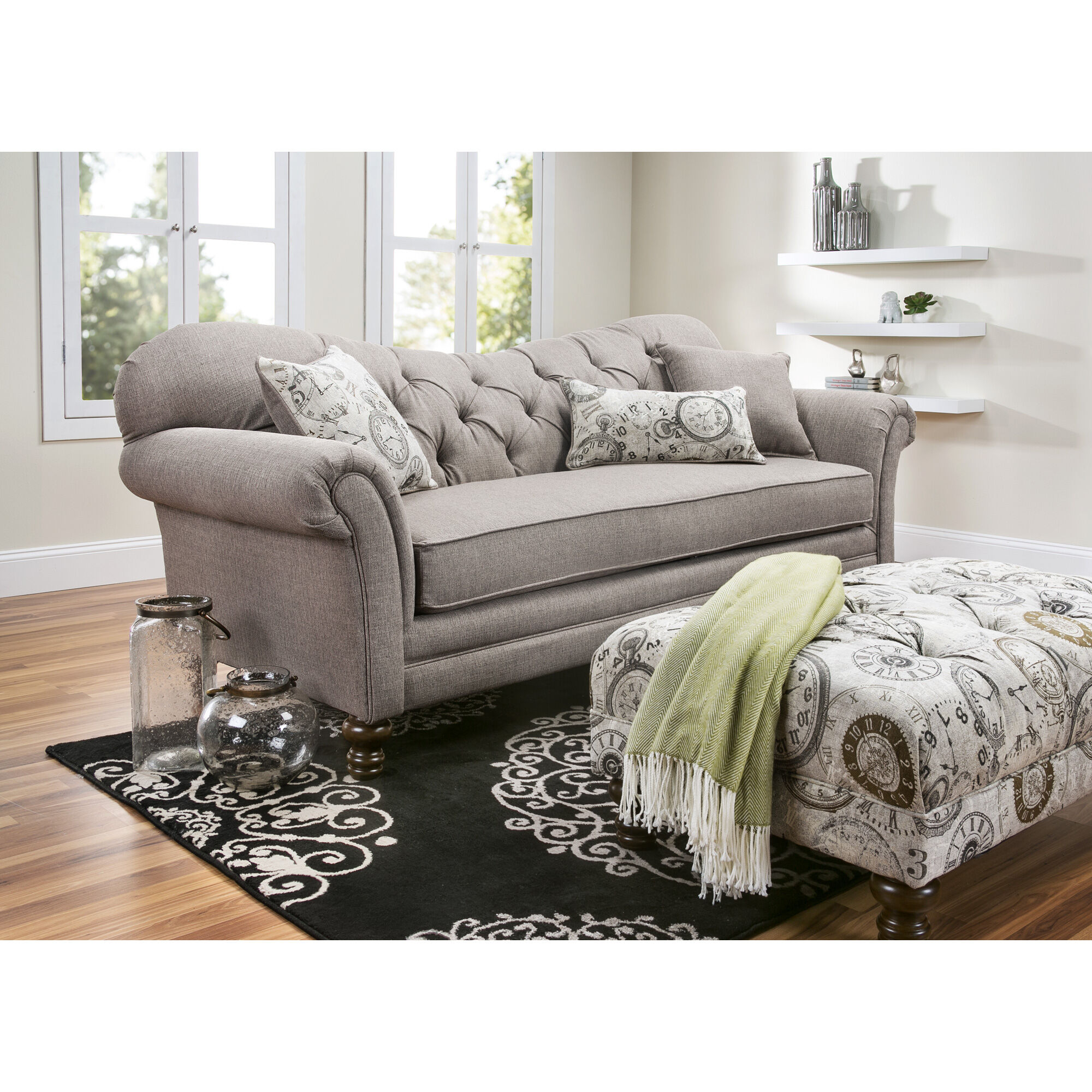 Slumberland Furniture Tempus Sofa