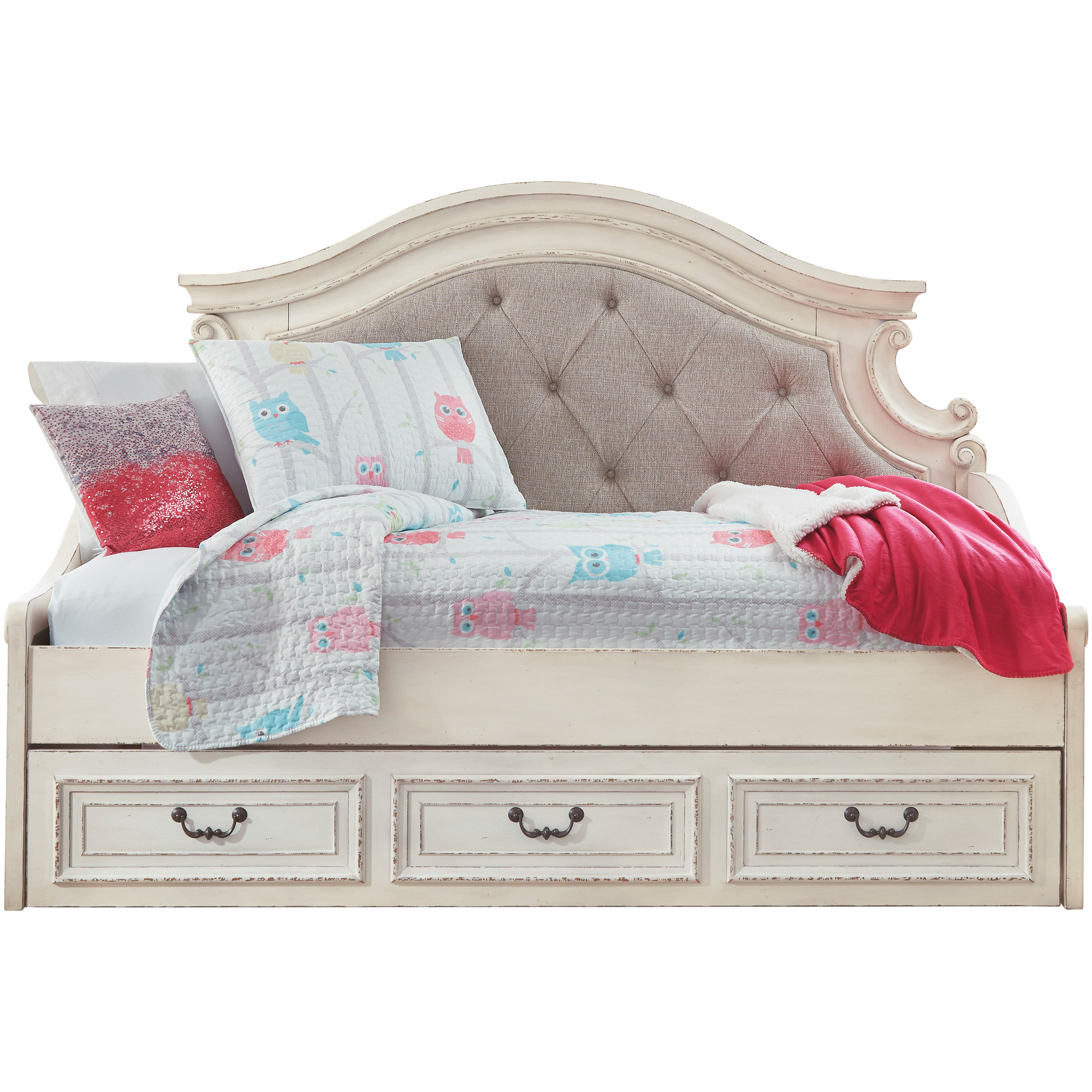 Realyn Daybed With Storage Bedrooms Slumberland