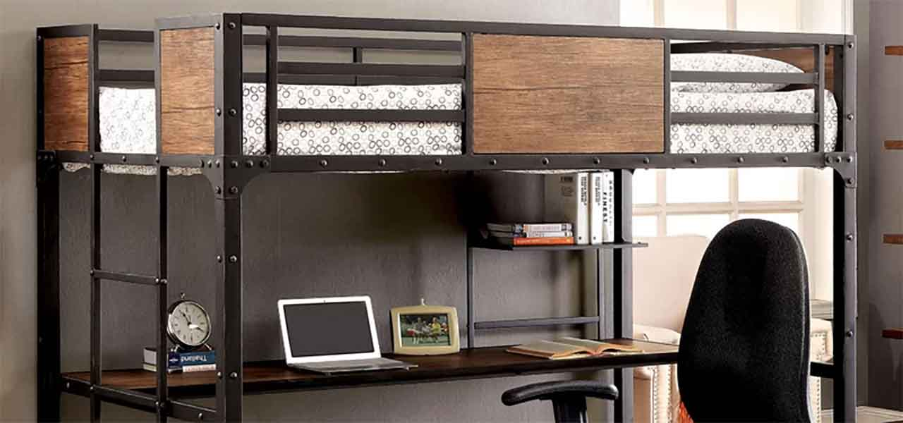 best loft beds with desk 2021 reviews