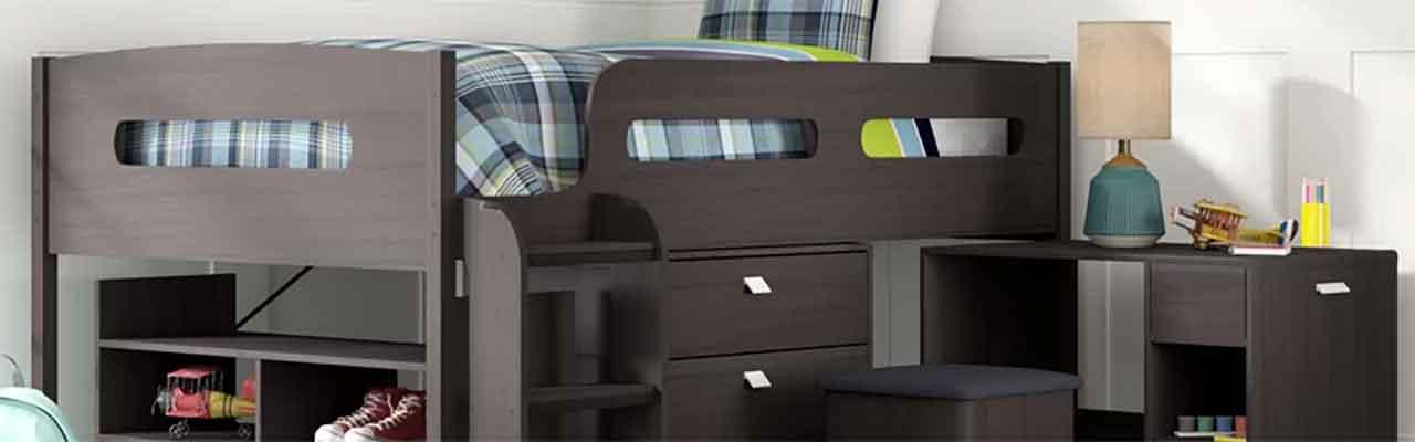 best low loft beds 2021 customer ranks