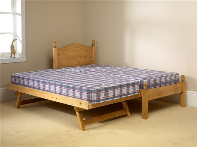 Friendship Mill 2 In 1 Guest Bed With Mattresses