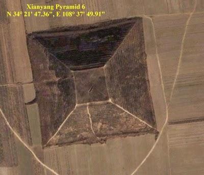 Chinesische Pyramide