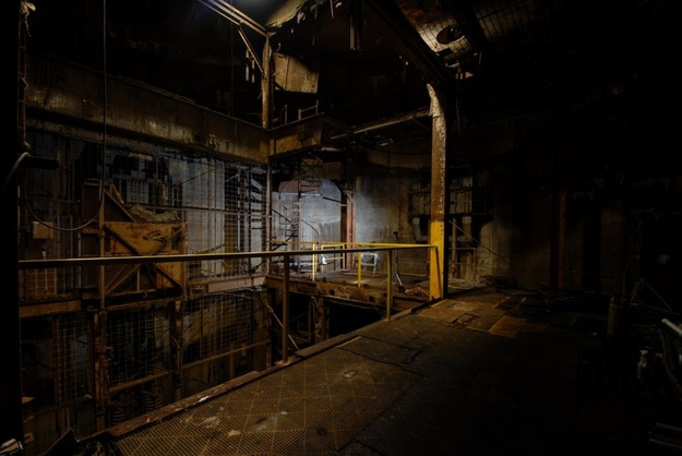 Zombiehaus Raketensilo