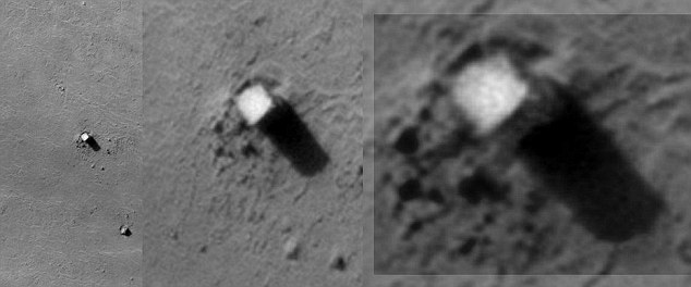 Der Mars Monolith Phobos