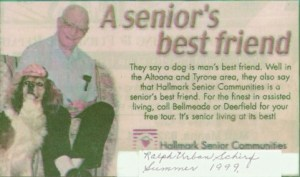 Dad for Bellemead Manor