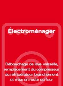 sm devis electromenager