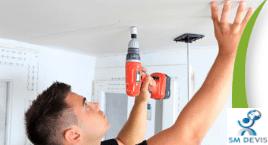 sm devis renovation plafond