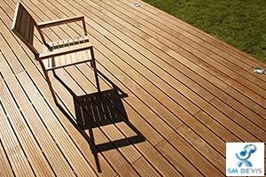 SM DEVIS Pose d'une terrasse en bois1