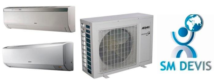 Entreprise climatiseur AERMEC en Tunisie