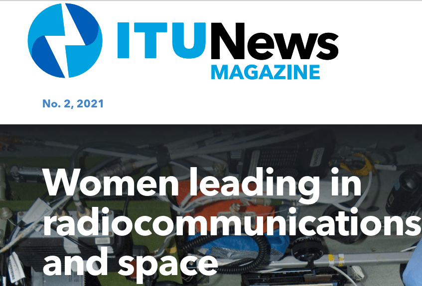 Women Leading in Radiocommunication and Space