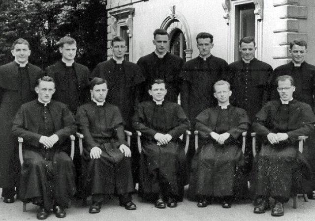 1958 Ordination class