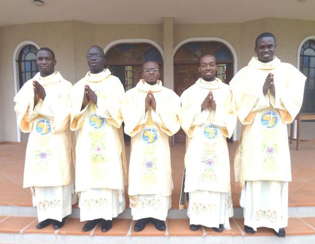Five-deacons