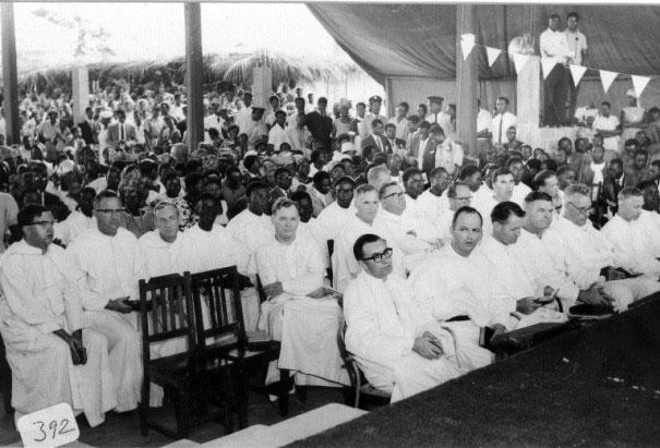 Bp L Nwaezeapu ordination