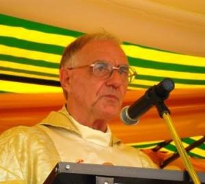 Fr Dan McCauley SMA