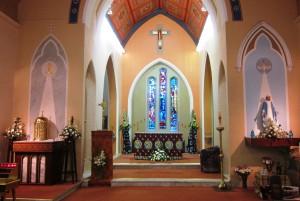 Blackrock Road parish