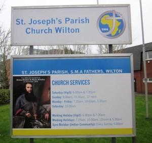 Wilton parish