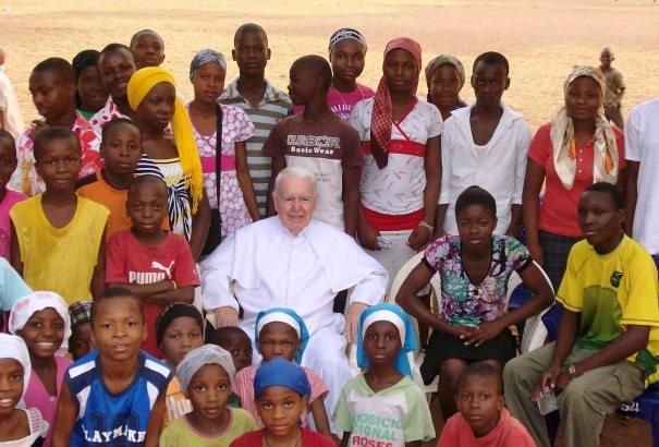 www Jim Higgins at 86 in Asaba
