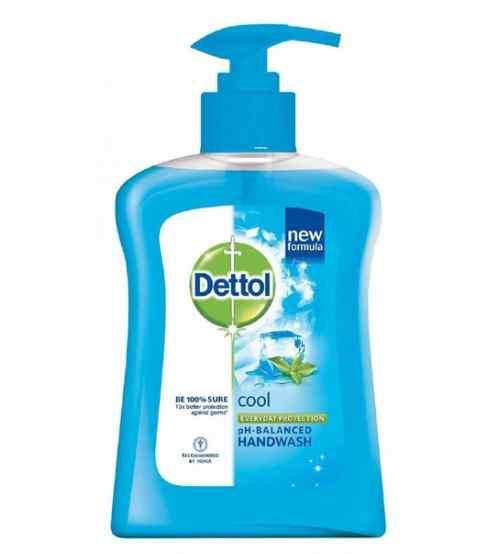 Dettol Ph Balanced Liquid Soap Handwash - 215 ml