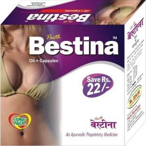 Bestina Breast Enlargement Capsule For Big Boobs