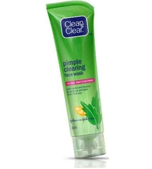 Johnson Clean and Clear Pimple Clearing Neem Face Wash 80g