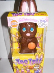Palmer Too Tall Double Crisp Hollow Chocolate Bunny