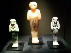 Set of Three Shabti