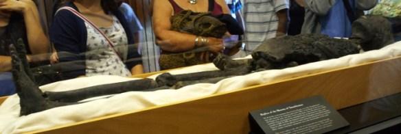 Replica of The King Tutankhamun Mummy
