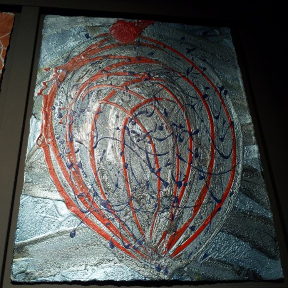 One of Chihuly's Paintings